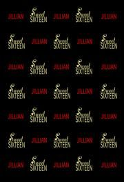 Sweet 16 Black background Red Yellow words Step And Repeat Birthday Banner Background, Cool Backdrops, Yellow Words, Personalized Birthday Banners, Custom Printed Fabric, Photography Backdrops, Sweet 16, Black Backgrounds, Repeat