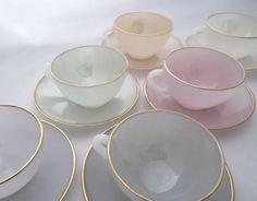 Coffee Set, Coffee Corner, Coffee Cups, Tea Time, Home Accessories, Tea Party, Kitchen Decor, Tea Cups, Pottery