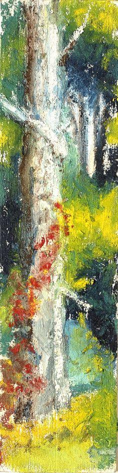 Gedda Runyon , Into the Woods on ArtStack #gedda-runyon #art