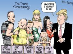 For the national political media, Donald Trump trumps all the other prospective Republican presidential nominees. His candidacy could keep talking heads ...