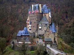German fairytale castle-- hope to see