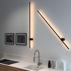 UM Wall Light Art Deco Lighting, Interior Lighting, Home Lighting, Lighting Design, Led Wall Lamp, Led Wall Lights, Desk Lamp, Bedside Lighting, Sconce Lighting