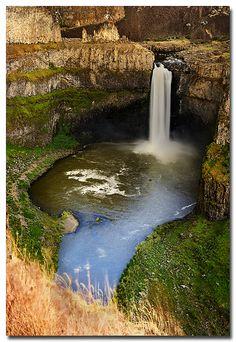 Palouse Falls--Tri-cities Washington