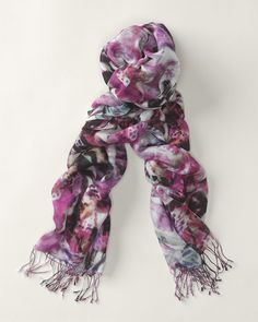 Butterfly Dreams Scarf #ColdwaterCreek