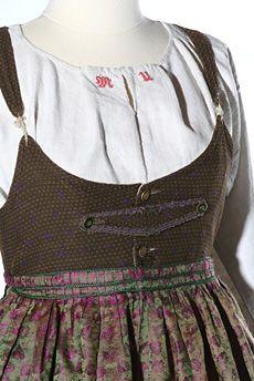 Historisches Kleid Oberfranken #Oberfranken