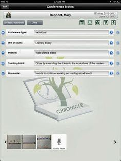 Smart Apps For Special Needs: Chronicle - Easy and thorough data tracking and gradebook for teachers. 5 Stars!