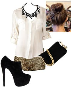 """""""Saturday night outfit"""" by eleanor-paynter ❤ liked on Polyvore"""