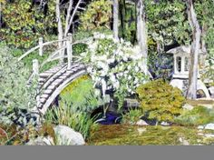 Fabyan Tea Garden