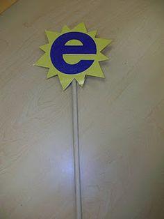 silent e wand  need to make one