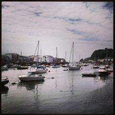 Portmadog. Wales