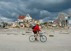 Photos of Belle Harbor post-Hurricane Sandy by Paul Lurrie