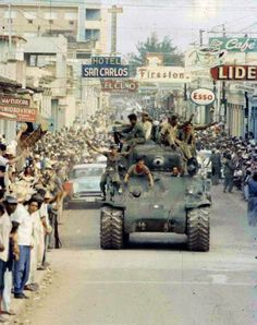 Cuban Revolution, January, 1959:  A very sad and unfortunate time for many families (including my own).  Mine too!
