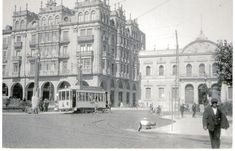 ARAGON EN EL RECUERDO   fotos de Zaragoza Portugal, Louvre, Street View, Building, Travel, Zaragoza, Temple, Antique Photos, Transportation
