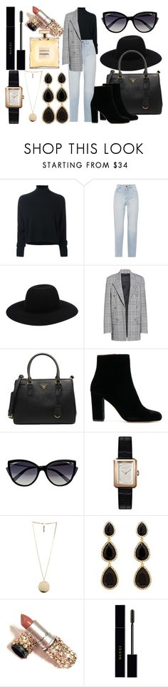 """Autumn"" by goldelina on Polyvore featuring мода, Le Kasha, Yves Saint Laurent, Off-White, Alexander Wang, Prada, La Perla, Chanel, Givenchy и Gucci"