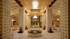 Palacio de Sal, a hotel built entirely of salt ~ Uyuni, Bolivia