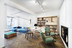 25+ Colorful Studio Apartment Interior Ideas