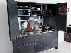 Tủ bếp nhỏ độc đáo cho nhà chật: http://noithatthongminh.vn/tin-tuc/255/tu-bep-nho-doc-dao-cho-nha-chat.html