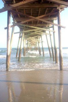 North Carolina Pier, can you say Oceania?!