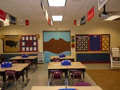 Western-Themed Classroom