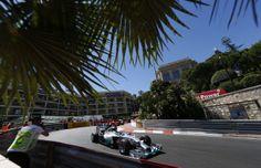 Formel 1 - MERCEDES AMG PETRONAS, Großer Preis von Monaco. 22.-25.05.2014. Lewis Hamilton