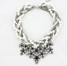 Hey, I found this really awesome Etsy listing at http://www.etsy.com/listing/168360489/statement-necklace-pearl-statement