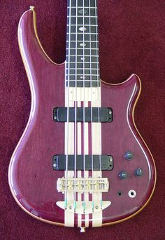 239 Best Guitars - Alembic / Rikkers images in 2016   Guitars, Bass