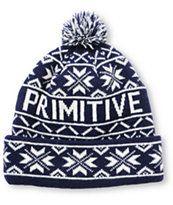Primitive Frost Pom Beanie-zumiez
