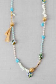 Palermo Beaded Strand Necklace