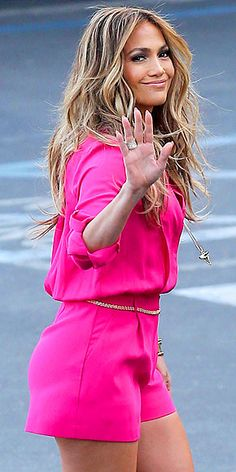 JENNIFER LOPEZ'S ROMPER photo | Jennifer Lopez
