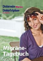 DOLORMIN® Migräne-Tagebuch