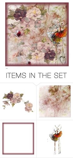 """""""Liric"""" by rominapaleo ❤ liked on Polyvore featuring art"""
