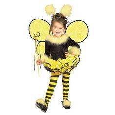 Enfants filles lady bird bumble bee tutu jupe ailes bopper fancy dress costume set