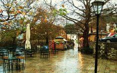 Μηλιές, Πήλιο Beautiful Scenery, Alps, Waterfall, In This Moment, Country, Amazing, Places, Modern, Greece