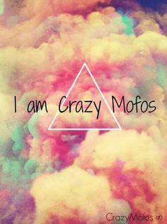 Plural people. Plural. I'm crazy mofo.