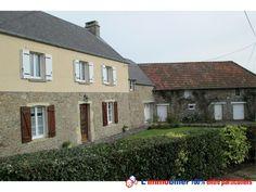 En quête de votre future maison dans la Manche ? Pour votre projet d'achat immobilier, visitez cette maison en pierres entre particuliers à Vesly. http://www.partenaire-europeen.fr/Actualites-Conseils/Achat-Vente-entre-particuliers/Immobilier-maisons-a-decouvrir/Maisons-entre-particuliers-en-Basse-Normandie/Maison-pierres-grand-jardin-dependance-nombreuses-possibilites-ID2744891-20150729 #maison