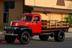 1940s Ford Flatbed