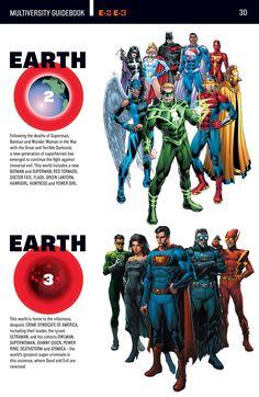 Earth 2 & 3