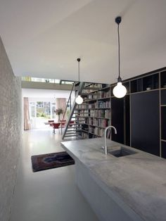 The term Loft is generally used to describe an upper storey or attic in a building, in other words the space directly under the roof. A loft apartment, on