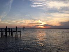 Memorial Day Sunset, Beach Haven LBI, NJ