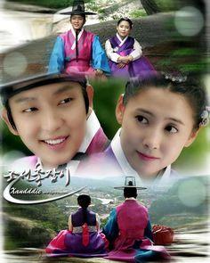 Gunman In Joseon | Lee Jun Ki, Nam Sang Mi -- Loved this K drama!!! -Lily