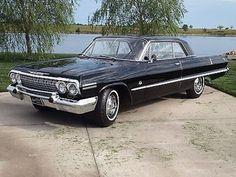 """63"""" Impala SS 409"""