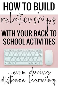 Engaging back-to-school activities that will work in a socially distanced classroom or a virtual/distance learning setting. Build relationships and classroom community from the first day of school with these ideas for middle and high school. | Investigate the Teacher Activity | Back to School Learning Stations | All About Me Google Slide Get To Know You Activities, High School Activities, Fun Classroom Activities, First Day Of School Activities, Learning Activities, High School First Day, Back To School Night, Middle School, High School Classroom