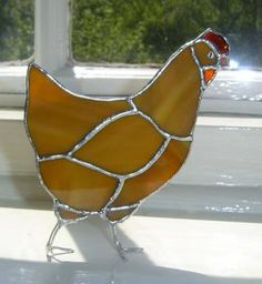 Standing caramel Chicken