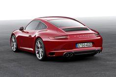 Presentación: Porsche 911 2016