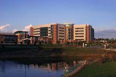 The new Reid Hospital in Richmond, Wayne County, Indiana - www.vistirchmond.org