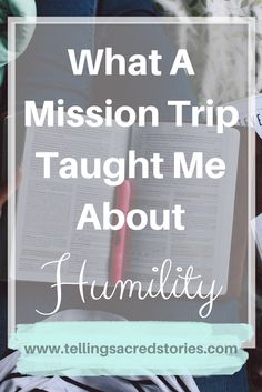 God teaches so much on missions trips and humility is such a hard thing to learn! Christian Devotions, Christian Faith, Christian Living, Christian Women, Christian Quotes, Skinny Motivation, Need Motivation, Walk By Faith, Humility