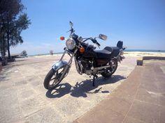 hue easy rider motorbike