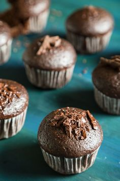 Almond Muffins, Biscuits, Breakfast, Desserts, Food, Molten Lava Cakes, Good Food, Cooker Recipes, Pies