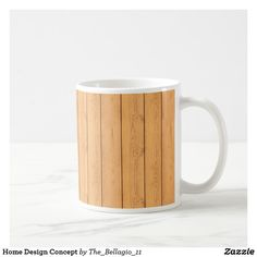 Home Design Concept Coffee Mug - home decor design art diy cyo custom Wood Gifts, Personalized Products, Mug Designs, Drinkware, Coffee Mugs, House Design, Concept, Office Gifts, Office Ideas