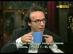 Benigni al Letterman Show - La vita è bella